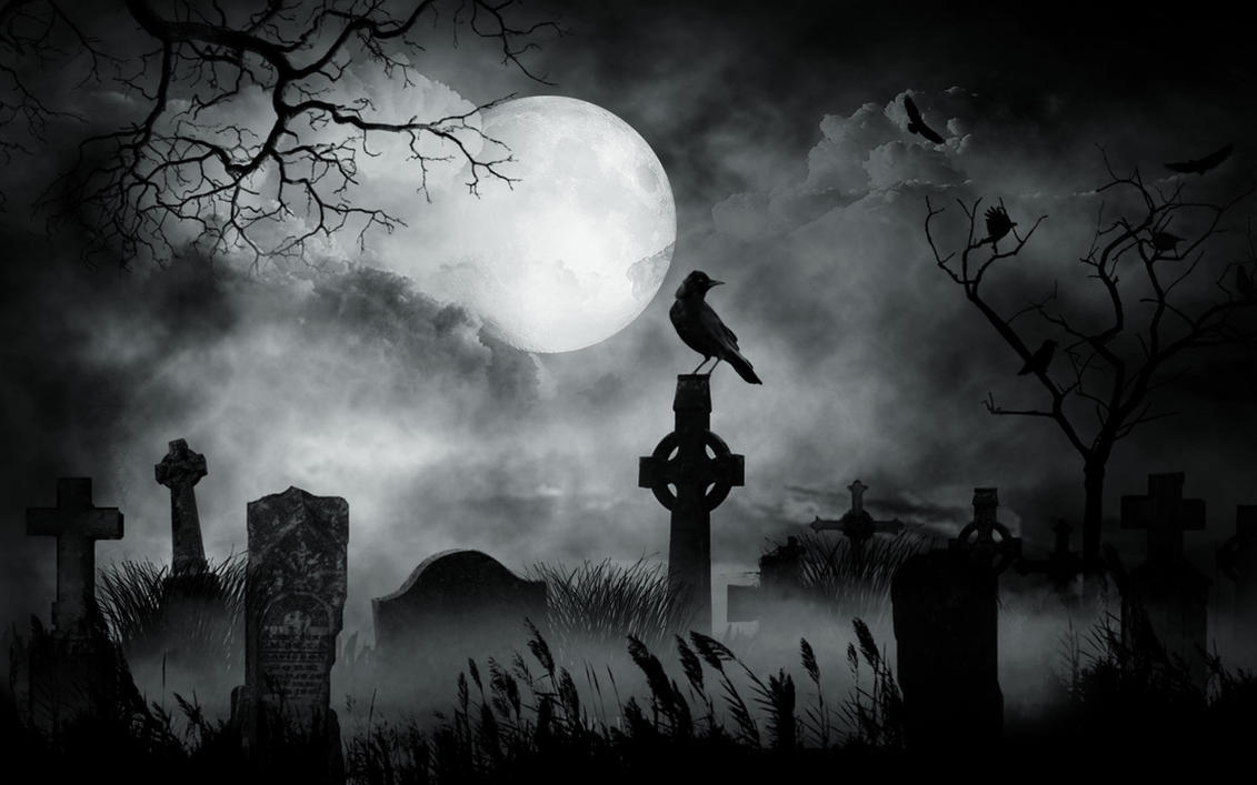 Cemetery by Vickie666