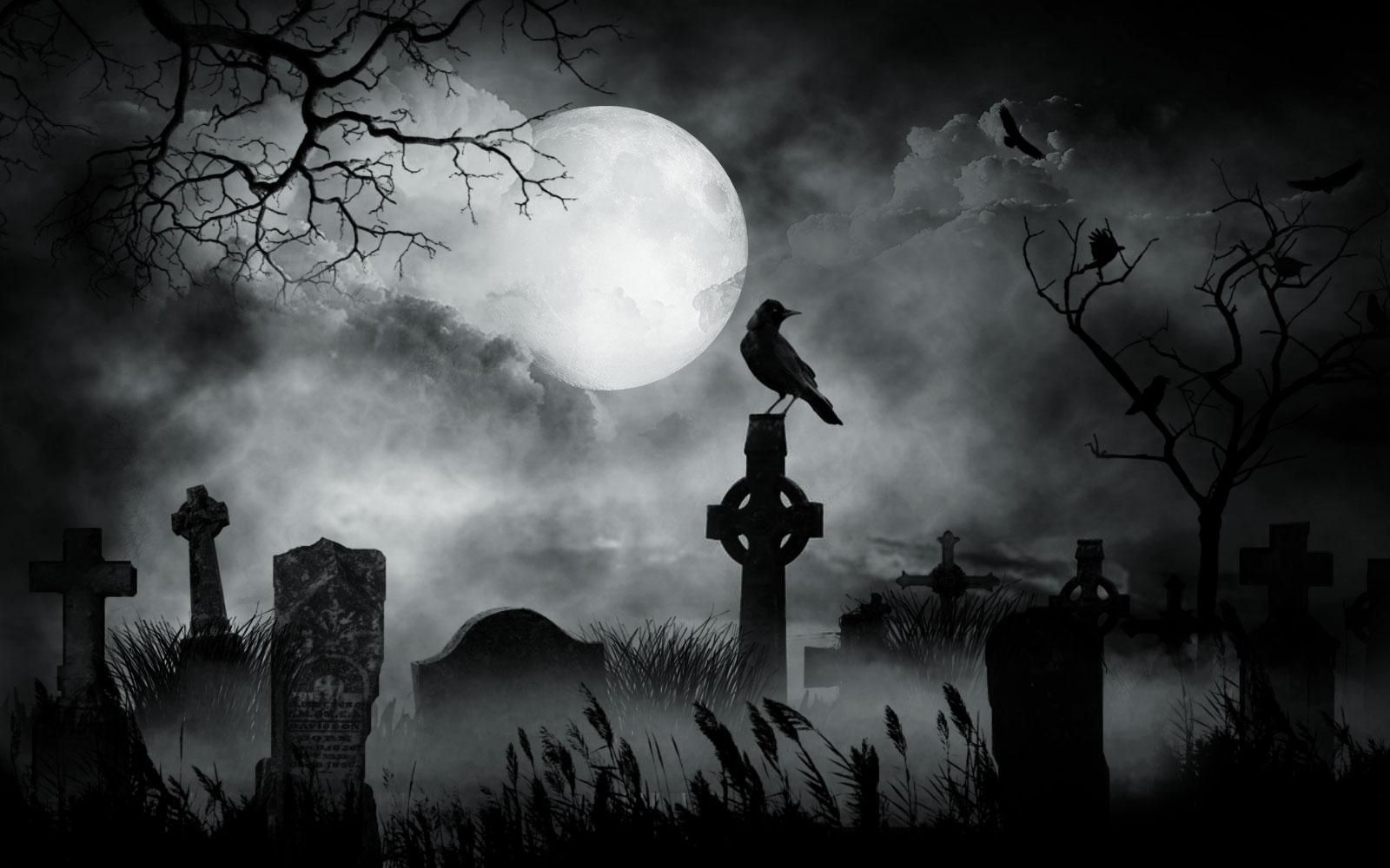 cemetery I non-morti attendono - by Vickie666 DeviantArt (2011-2017) © dell'autore