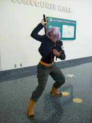 Trunks be ready by deviantheartless