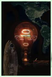 'Ignorance'Photomontage by Gorche