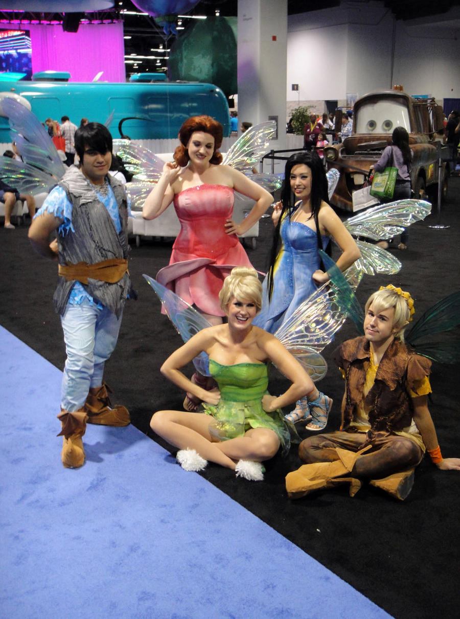 Disney Fairies Cosplay Terence by Chingrish