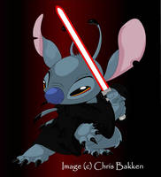 Darth Stitch: Newly Improved by darthpinhead47