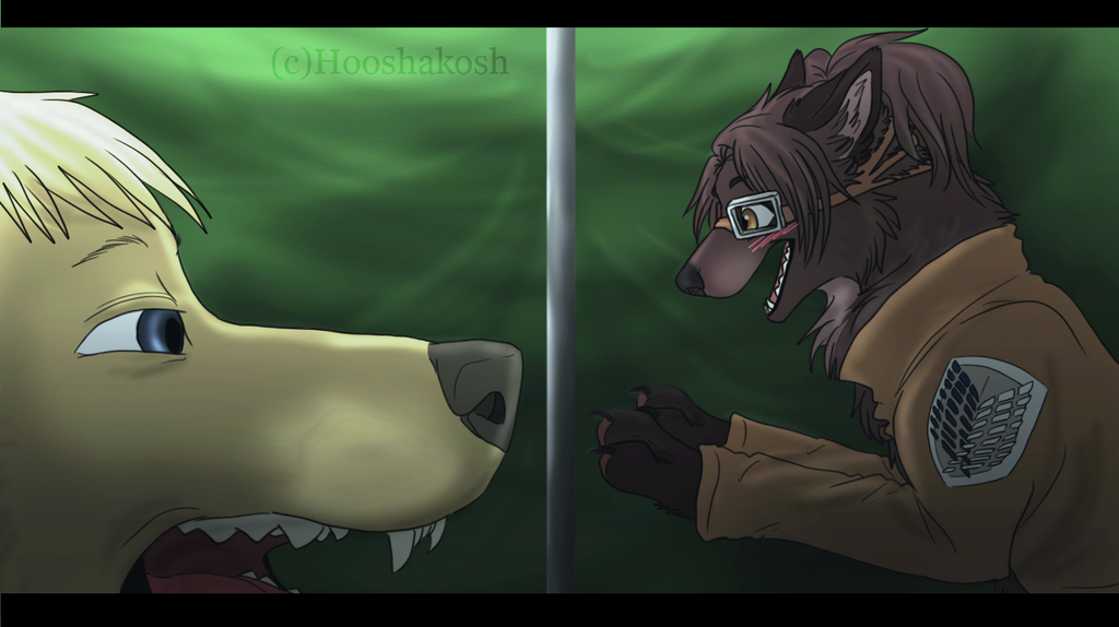Hanji and Sawney by Ouivon