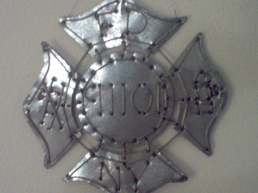 Fdny Badge: Vintage New York Fire Department Lieutenant