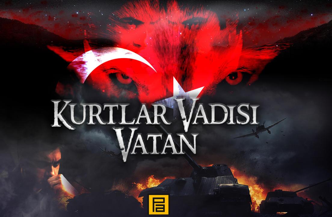 Kurtlar Vadisi Vatan by amilhan