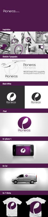 Pioneros Identity
