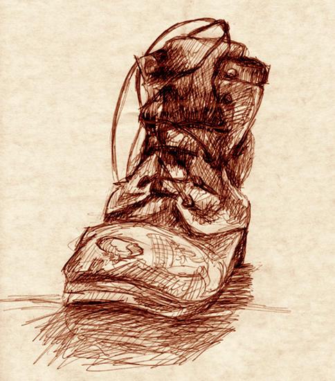 Jorvik Boots by JoshSkaarup on DeviantArt | Leather shoes