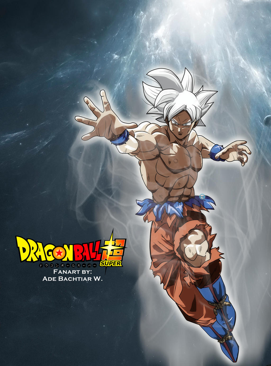 Goku Mastered Ultra Instinct By Adb3388 On Deviantart
