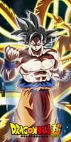 Super Shenron and Goku MUI