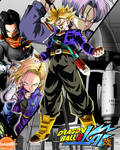 Future Trunks and his timeline (DBZ)