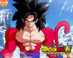 Goku SSJ4 in DBSB