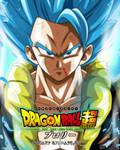 Gogeta Blue Poster (remake)