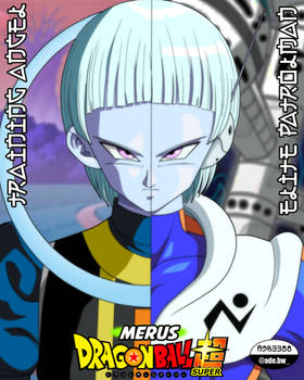 Do you like Merus as an angel or a patrolman?