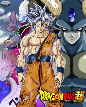 Goku has finally mastered Ultra Instinct.