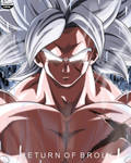 Broly  Second Coming