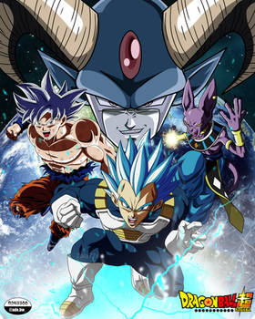 Could Vegeta separate Moro from the Earth?