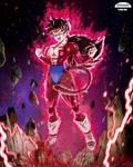 Super Saiyan 4 Limit Breaker Chichi