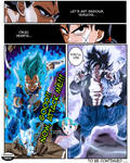 Final Battle in Dragon Ball