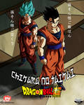 Gohan and Goku in Tournament of Power