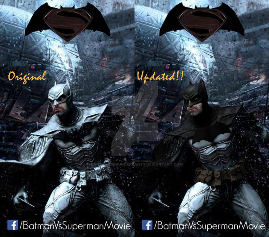 New ben affleck batman noel costume by - Ben affleck batman wallpaper ...
