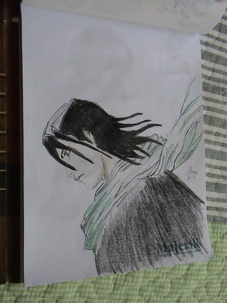 Senbonzakura Byakuya Bleach by ser-en