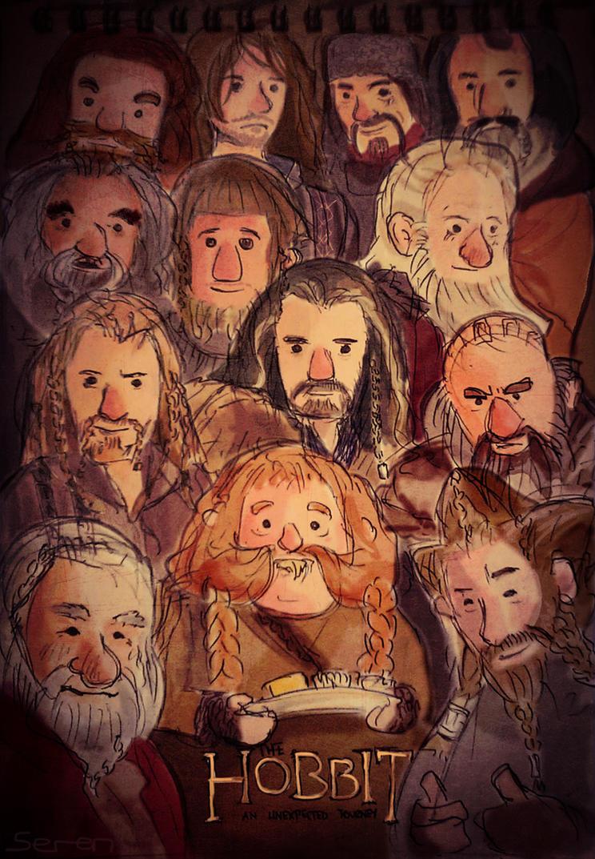 The Hobbit An Unexpected Journey by ser-en