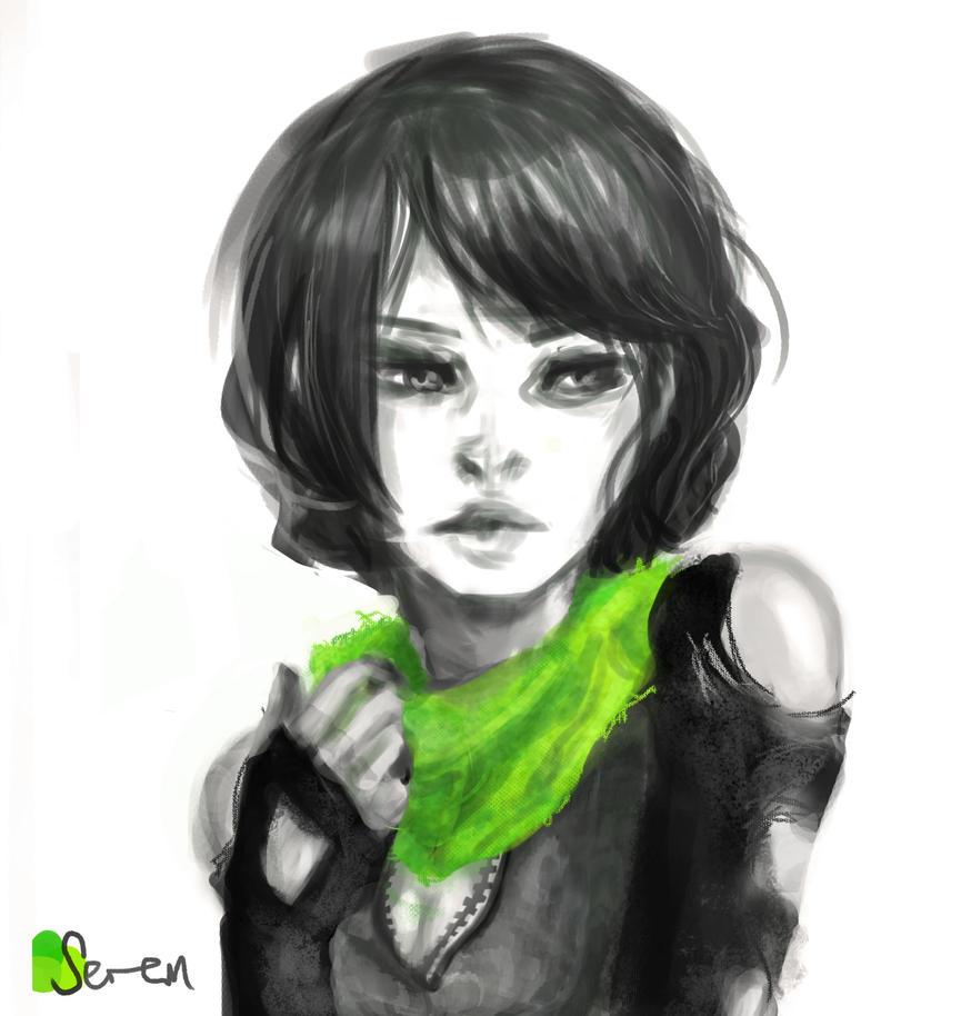 Lime n Black by ser-en