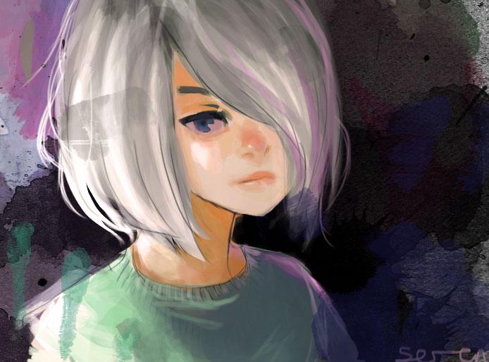 Shiro by ser-en