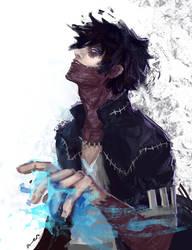 Dabi - Boku no Hero Academia by ser-en