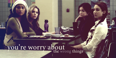 #Pretty Little Liars {Elite}{Recien abierto} The_wrong_things_by_sourissou-d3aokwu