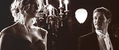 Klaus and Caroline I by sourissou