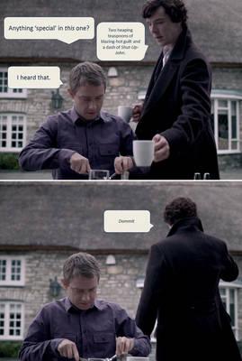 Sherlock Life Lessons 1