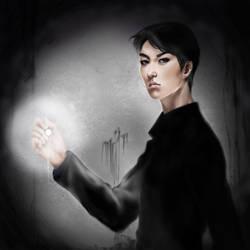 Ghost Hunt - Naru by MagicBunni