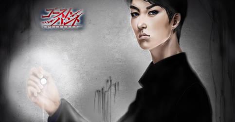 Ghost Hunt - Naru Wallpaper by MagicBunni
