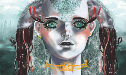 Metal Princess by MagicBunni