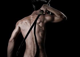 Sasuke Uchiha - Naked Aggression