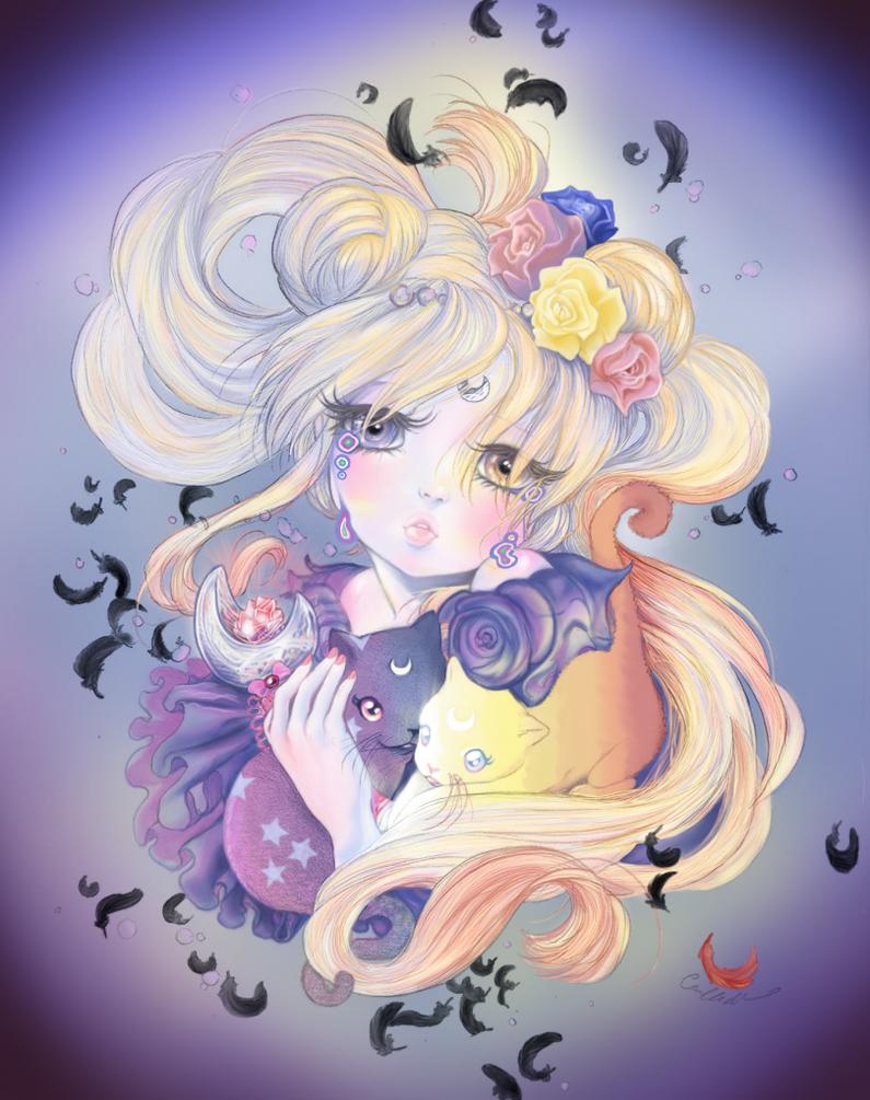 Bienvenidos al nuevo foro de apoyo a  #369 / 30.07.18 ~ 09.10.18 - Página 6 Camilla_d_errico_s__moonflower__contest_by_magicbunni-d891v8p