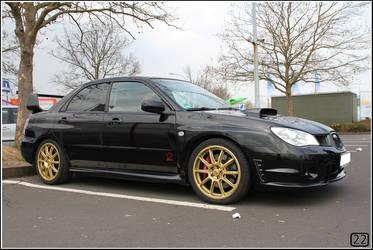 Subaru Impreza by 22photo