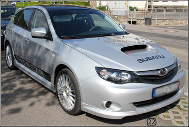 Subaru Impreza by 22photo