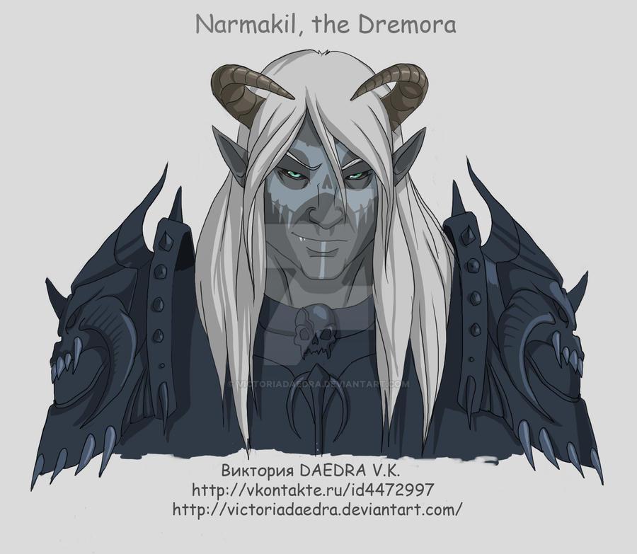 Narmakil_Dremora by VictoriaDAEDRA