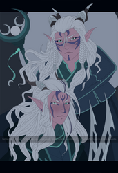Moonshadow elves
