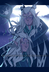 My moonshadow elves (v.1)