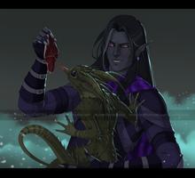 Varaun and his quasit