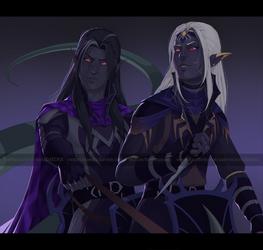 Varaun and Erelrynn
