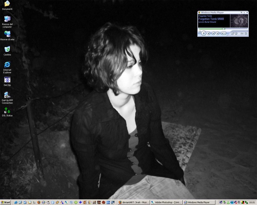 Dreaming Desktop