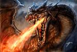 Scalf Dragon