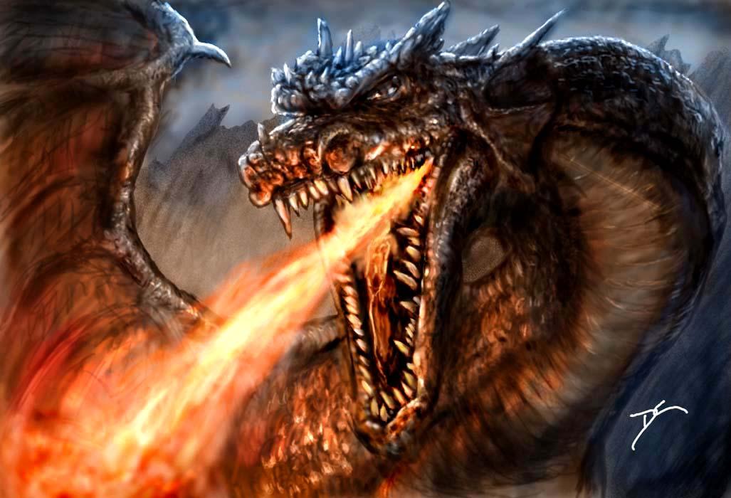 Scalf Dragon by dczanik