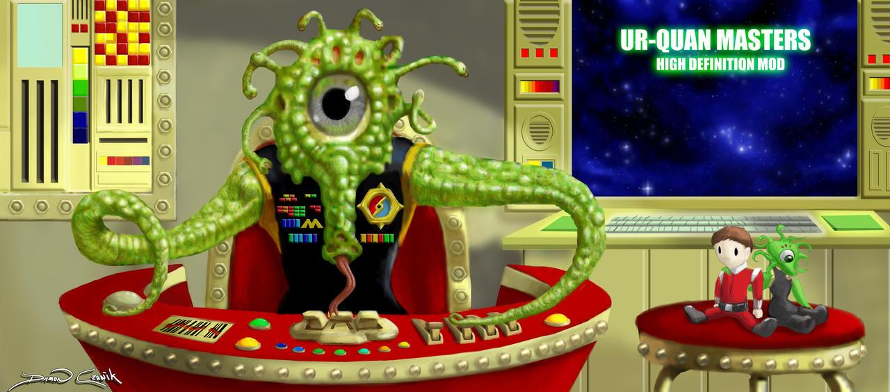 Ur-Quan Masters HD: Vux - Zex by dczanik