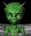 Reptile Alien
