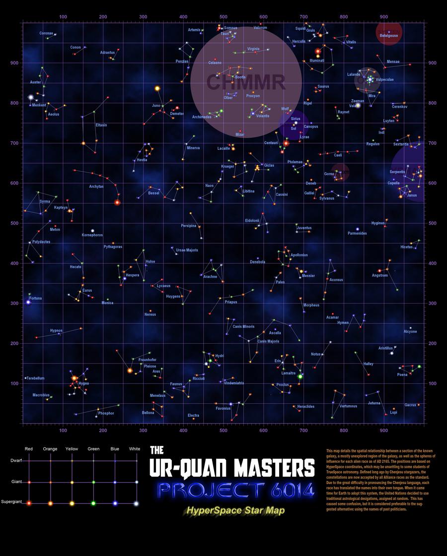 Project 6014: Star Map BLUE by dczanik on DeviantArt